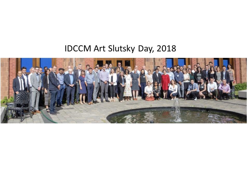 IDCCM Art Slutsky Research Day-2018